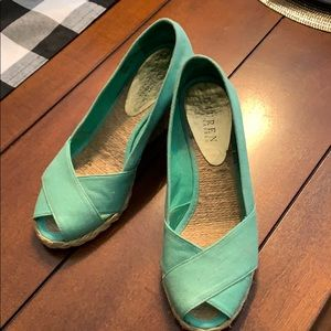Ralph Lauren Cecilia Wedges